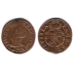 Felipe II. 1578-80. 1 Statenoord (BC+) Ceca de Paises Bajos