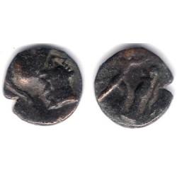 Antigua Grecia. 277-239 a.C. Modulo Pequeño de Bronce (MBC)