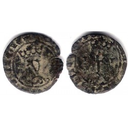 Reyes Católicos. 1469-1504. Blanca (BC+) Ceca de Toledo
