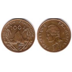 (14) Polinesia Francesa. 2003. 100 Francs (MBC)