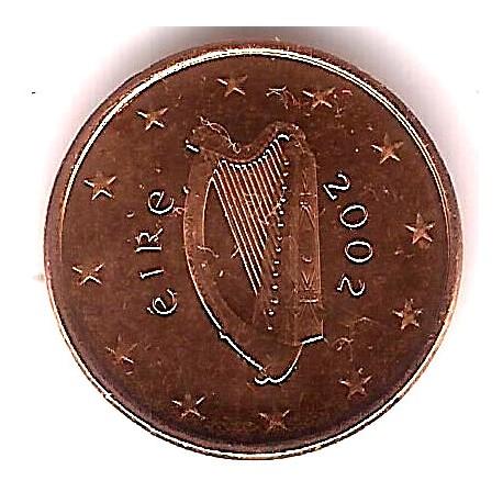 Irlanda. 2002. 1 Céntimo (SC)
