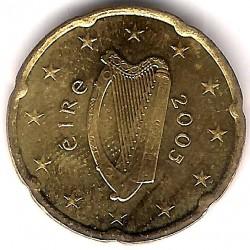 Irlanda. 2005. 20 Céntimos (SC)
