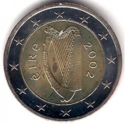 Irlanda. 2002. 2 Euro (SC)