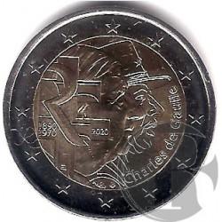 Francia. 2020. 2 Euro (SC)