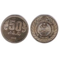 (41) Laos. 1985. 50 Kip (SC)