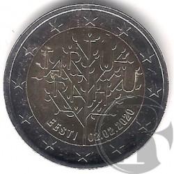 Estonia. 2020. 2 Euro (SC)