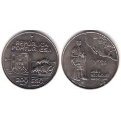 (661) Portugal. 1992. 200 Escudos (SC)