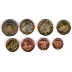 Suiza. 2003. Serie Completa (SC) Prueba de Euro