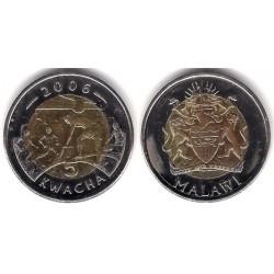 (57) Malaui. 2008. 5 Kwacha (SC)