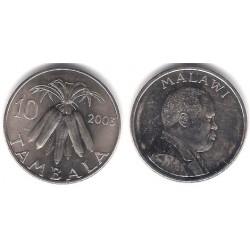 (27) Malaui. 2003. 10 Tambala (SC)