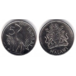 (32.2) Malaui. 2003. 5 Tambala (SC)
