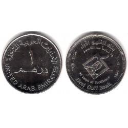 (74) Emiratos Árabes Unidos. 2004. 1 Dirham (SC)