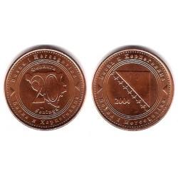 (116) Bosnia-Hercegovina. 2004. 20 Pfennig (SC)