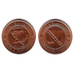 (115) Bosnia-Hercegovina. 2004. 10 Pfennig (SC