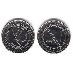 (121) Bosnia-Hercegovina. 2005. 5 Pfennig (SC)