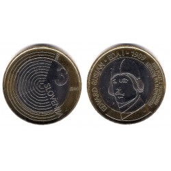 Eslovenia. 2009. 3 Euro (SC)