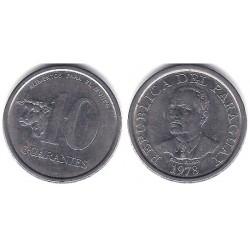 (167) Paraguay. 1978. 10 Guaranies (MBC)