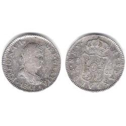 Fernando VII. 1811. 2 Reales (MBC) (Plata) Ceca de Cádiz CI