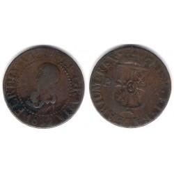 Fernando VII. 1812. 12 Dineros (BC-) Ceca de Palma de Mallorca