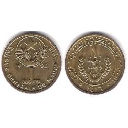 (6) Mauritania. 1995. 1 Ouguiya (SC)