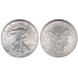 (273) Estados Unidos de América. 2013. 1 Dollar (SC) (Plata)