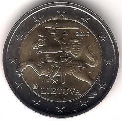 Lituania. 2015. 2 Euro (SC)