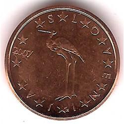Eslovenia. 2007. 1 Céntimo (SC)
