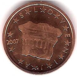 Eslovenia. 2007. 2 Céntimos (SC)