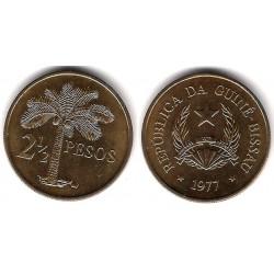 Guinea-Bissau. 1977. 2½ Pesos (SC)