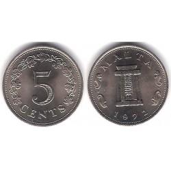 (10) Malta. 1972. 5 Cents (SC)