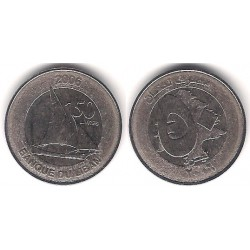 (37a) Líbano. 2006. 50 Livres (SC)