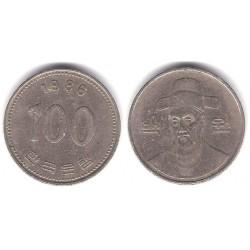 (35.2) Corea del Sur. 1986. 100 Won (MBC)