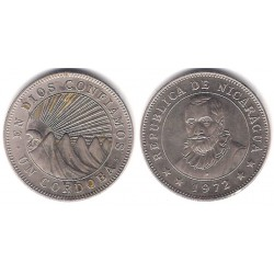 (26) Nicaragua. 1972. 1 Cordoba (MBC)