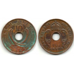(26.2) Africa Oriental. 1942. 10 Cents (BC)
