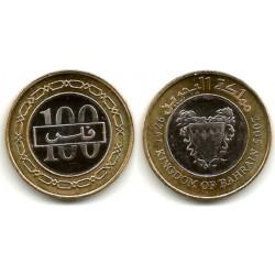 (26) Bahrain. 2005. 100 Fils (SC)