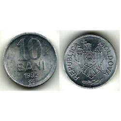 (7) Moldavia. 1995. 10 Bani (SC)