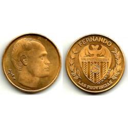 Medalla Valencia C.F. Fernando (EBC)
