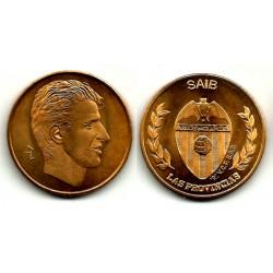 Medalla Valencia C.F. Saib (EBC)