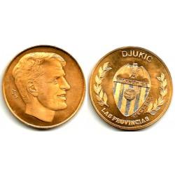 Medalla Valencia C.F. Djukic (EBC)