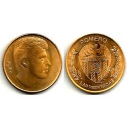 Medalla Valencia C.F. Romero (EBC)
