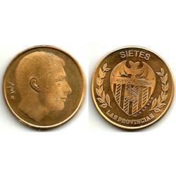 Medalla Valencia C.F. Sietes (EBC)