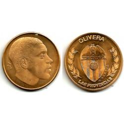 Medalla Valencia C.F. Olivera (EBC)