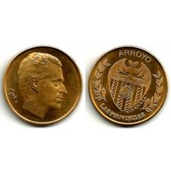Medalla Valencia C.F. Arroyo (MBC)