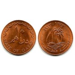 (1) Qatar. 1973. 10 Dirhams (SC)