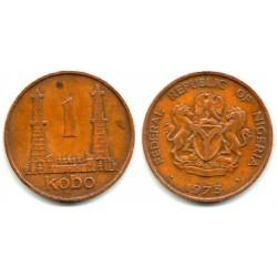 (8.1) Nigeria. 1973. 1 Kobo (BC+)