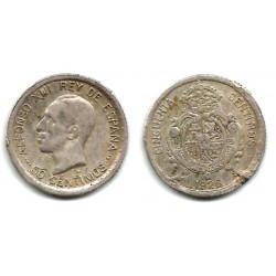 Alfonso XIII. 1926. 50 Céntimos (BC) (Plata) Ceca de Madrid PC-S