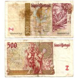 (187a) Portugal. 1997. 500 Escudos (BC)