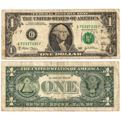 (515a) Estados Unidos de América. 2003. 1 Dollar (BC-)