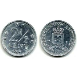 (9a) Antillas Neerlandesas. 1979. 2½ Cents (EBC)