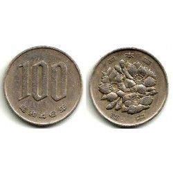 (Y82) Japón. 1971(46). 100 Yen (MBC-)